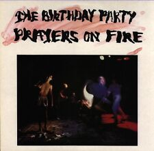 The Birthday Party Prayers On Fire WHITE Vinyl LP Remaster! nick cave NEW not cd