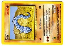 POKEMON BASE N°  56/102 ONIX