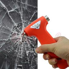 Durable Car Emergency Safety Gear Break Window Glass Hammer Belt Cutter Tool