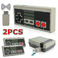 Wireless Game Controller Joypad Gamepad for Nintendo NES Classic Edition Console