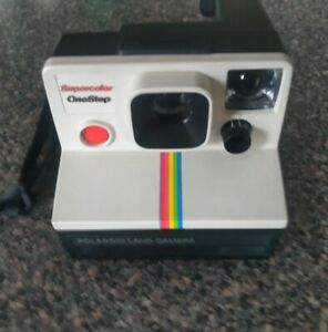 Polaroid Land Camera Supercolor One-step, Tested And Working