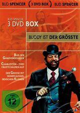 DVD-BOX NEU/OVP - Buddy ist der Grösste - Bud Spencer - 3 DVD Box
