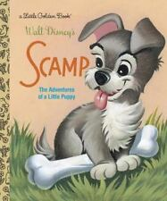 Scamp: By Golden Books