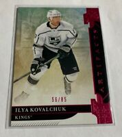 B1,389 - 2019-20 Artifacts Pink #26 Ilya Kovalchuk #56/85 Kings
