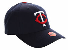 MLB YOUTH Minnesota Twins Home Navy Blue Hat Adjustable Cap (Small/Medium)