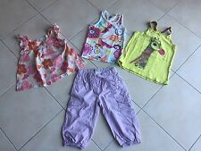 Lot de vêtements fille en taille 6 ans (6 Pièces)