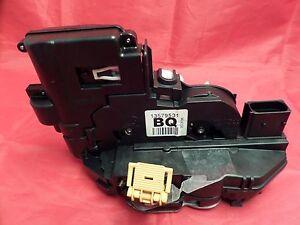 Factory Rear Side Door Lock Actuator Latch 2010-16 Cadillac SRX Chevrolet Volt