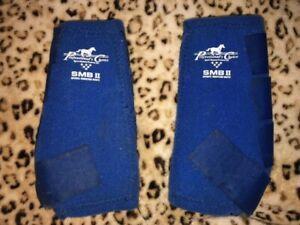 BLUE PROFESSIONALS CHOICE SMB II 002 SPORTS MEDICINE BOOTS