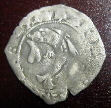 LIARD AU DAUPHIN - CHARLES VIII  (1483-1498) - Billon