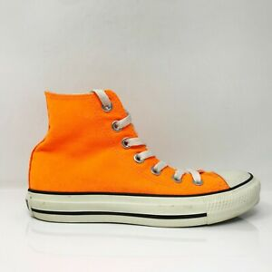 Converse Mens Chuck Taylor All Star 131743F Orange Running Shoes Size M 4 W 6