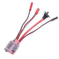 Synthetic 30A Mini Brushed ESC Brush Electronic Speed Controller for RC Car #ORP