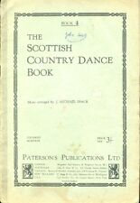 The Scottish Country Dance Book : Book 4 by Diack, J. Michael (softback)