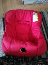 Maxi Cosi CABRIOFIX Car Seat Cover. Red. Replacement.