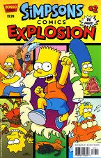 Simpsons Comics Explosion #2 Modern Age Comic Book (2015) NEW - FREE SHIP!
