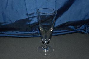 Gläser Antik A Absinthe/Gläser Aus Kneipe aus Glas Dicker Blast Fein 19 Eme