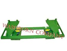 eJohn Deere Euro Global H480 Loader To Skid Steer Attachments