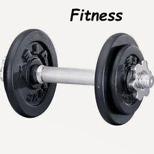 Alex Kurzhantel-Set Hantelset 10 kg Sport Fitness Ø 30/31 MM