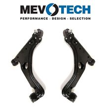For Saturn L L300 LS Pair Set of 2 Control Arms & Ball Joints Assembly Mevotech