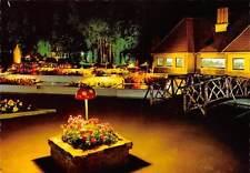 Belgium Adinkerke De Panne, Meli Park The illuminated flowery Draughts