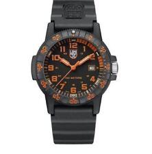 Luminox 0329 Men's Leatherback Sea Turtle Giant Carbon 44mm Case Watch