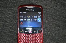 BlackBerry 8830 - Red Smartphone