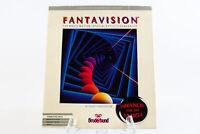 Commodore Amiga: Fantavision Motion & Special Effect Generator - w/ Box & Manual