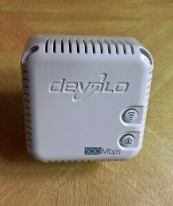 Un Adaptateur CPL Wifi Extender Devolo dLAN WiFi 500