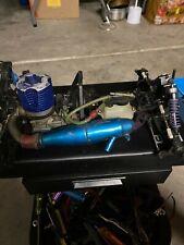 Nitro buggy 4x4 big block Roller