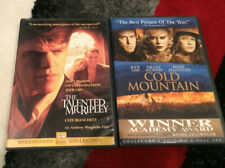 Anthony Minghella, Jude Law - Dvd lot - Cold Mountain, The Talented Mr. Ripley