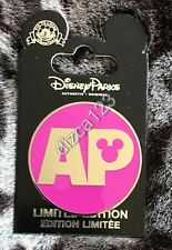 Disney Pin Disneyland AP Days 2017 Annual Passholder Pink / Purple LE 5000 Pin