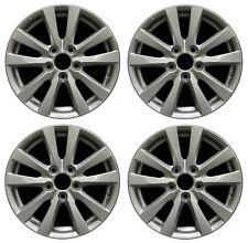 "16"" Honda Civic 2012 2013 2014 Factory OEM Rim Wheel 64024 Silver Set"
