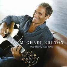 One World One Love - Michael Bolton CD MOTOWN