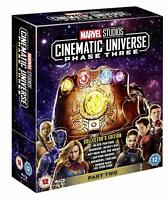 EBOND Marvel Cinematic Universe Phase 3 Part 2 BoxSet 4K ULTRA HD BLURAY D264002