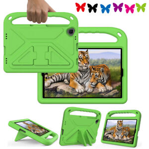 """For 10.1"""" Lenovo Tab M10 TB-X605F/X505F EVA Foam Handle Stand Tablet Case Cover"""