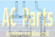 Wärmetauscher Heizungskühler OPEL TIGRA TwinTop 1.4