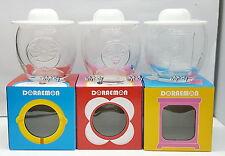 Doraemon Glass With Lid 3pcs - Fujiko A x Japan Mcdonald Limit  , h#1