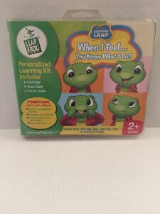 LEAP FROG MY OWN LEARNING LEAP WHEN I FEEL YOU KNOW WHAT I DO.. NEW/SEALED
