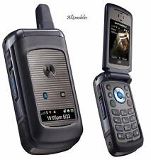 2 Used Motorola i576 Nextel IDEN Unlocked Rugged PTT Cell Phone Iconnect, Grid