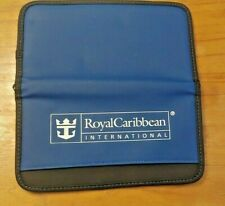 Royal Caribbean International Rccl Cruise Ship Travel Passport Zipper Wallet New