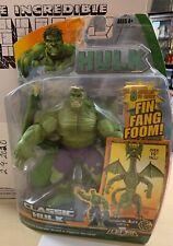 2008 Marvel Legends CLASSIC HULK BAF FIN FANG FOOM Figure MOC