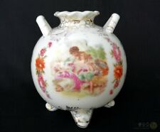 Antique C G Schierholz and Sohn Footed Handled Vase 193 | FREE Delivery UK*