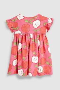NEXT Kleid Mädchen Größe 122 Äpfel