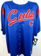Chicago Cubs Mens X-Large Embroidered Button Down Jersey CGC 31