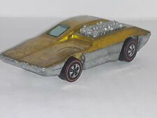 Hot Wheels Redline ,1970 ( Side Kick ) ,Yellow , Great Condition