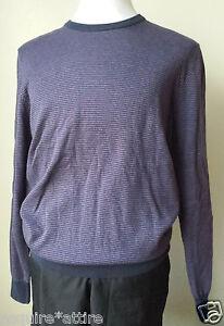GRAYSON&DUNN men size L crewneck style cotton sweater