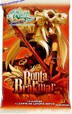 Booster 15 cartes WAKFU - DOFUS série BONTA & BRAKMAR paquet Français cards NEUF