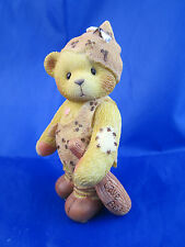 Enesco Cherished Teddies Hunter Me Cavebear You Friend MIB