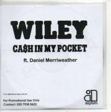 (AN798) Wiley, Cash In My Pocket - DJ CD