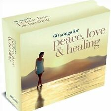 60 Songs for Peace Love and Healing CD Box Set