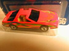 early 90`s blue card #256 80`s FIREBIRD day-glo orange  MIP BP  1995